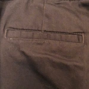 ST JOHNS BAY PLUS SIZE 22 women brown dress capri